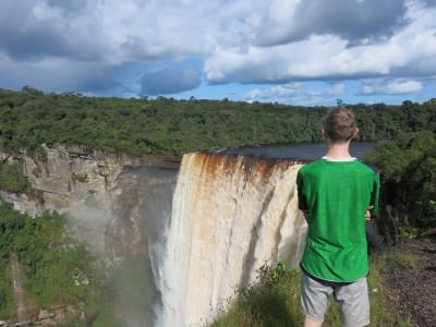 guyana waterfalls amazing