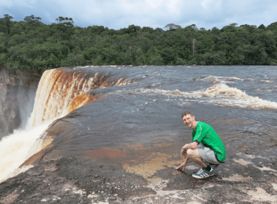 best tour guyana