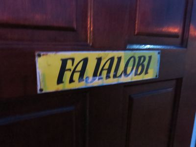 Our apartment was Fajalobi - Hot Love.