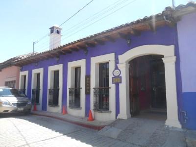 Hotel Villas Casa Morada in San Cristobal de las Casas, Mexico.