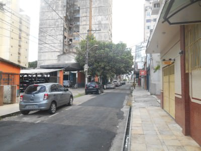 Hotel Unidos in downtown Belem