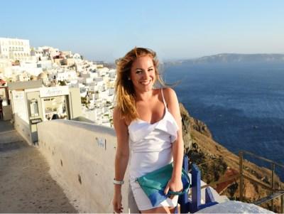 World Travellers: Sabina from Girl vs. Globe