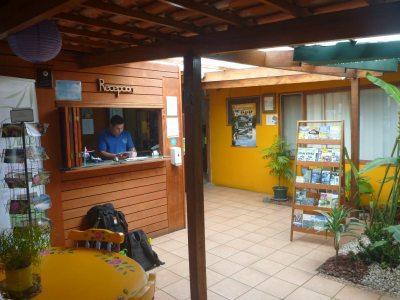 Kaps Place - Reception Area, San Jose, Costa Rica