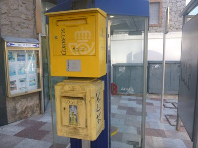 andorra post box