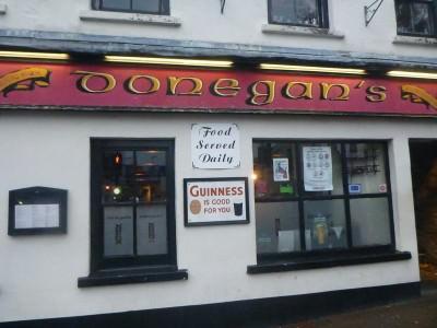 Reunion Venue: Donegans Bar, High Street, Bangor, Northern Ireland