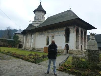 sucevita monastery romania