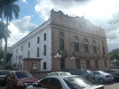 The Theatre in Tegucigalpa.