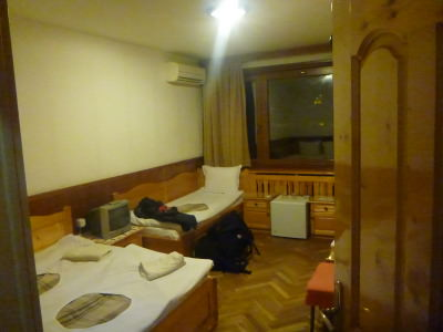 My room with fast wifi.