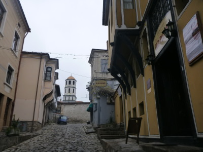 Old Town Plovdiv.