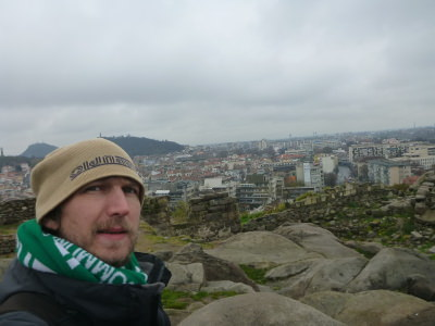 Backpacking in Plovdiv, Bulgaria.