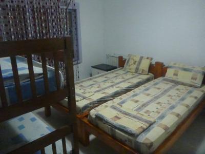 A dorm in City Hostel Skopje.