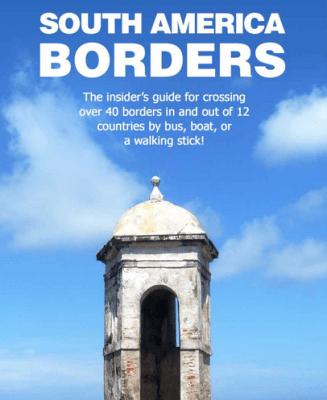 South America border crossings book1