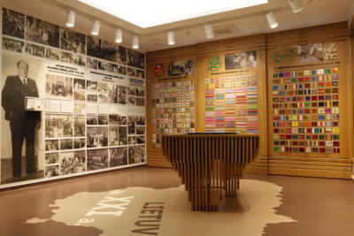 The Ruta Candy Museum in Lithuania