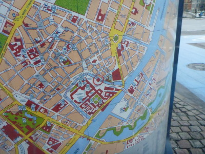 Head from Christiansborg across into Christianshavn, then walk up to the Freetown of Christiania.
