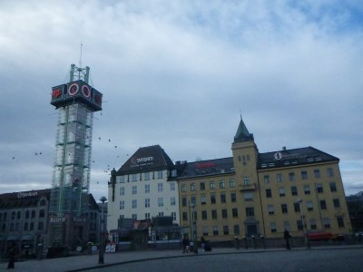 Backpacking in Norway: Top 10 Sights in Oslo.