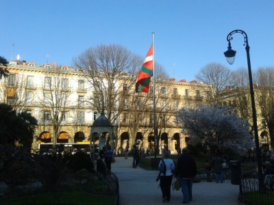 Gipuzkoa Square in Donostia/San Sebastian