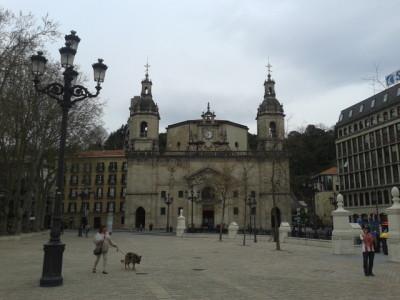Iglesia de San Nicholas in Bilbao