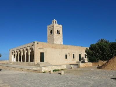 The Old Mosque in Monastir, Tunisia
