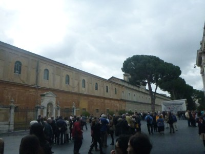 The Vatican City State is one of the smallest countries in the world