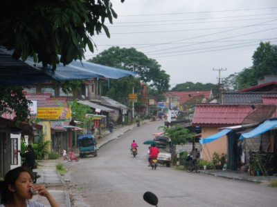 Backpacking in Laos: Vientiane to Phon Hong to Vang Vieng