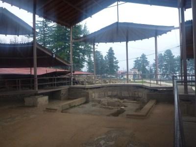 Fourth century church
