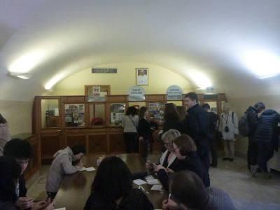 Vatican City Main Post Office