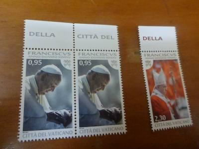Vatican City Stamps
