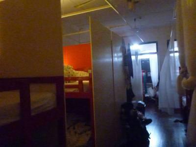 My dorm in Green Kiwi