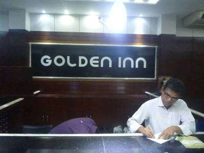 Backpacking in Bangladesh: Staying at the Golden Inn in Chittagong
