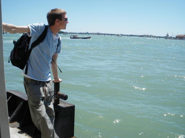 A Lifestyle of Travel - Backpacking in Venice, Italy