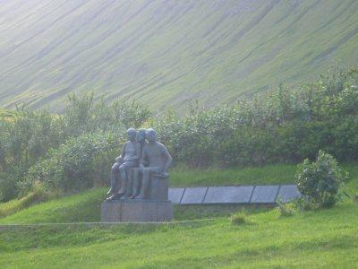 The Fishermen Sculpture