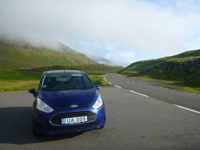 The gorgeous drives to Gjogv, Eysturoy, Faroe Islands