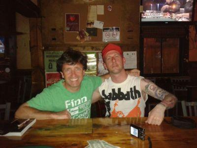 Lock in Lee Adams and Stephen Rea in New Orleans!