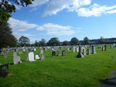 Milton War Cemetery, Portsmouth, England