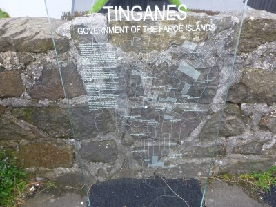 Touring Tinganes, Faroese government area