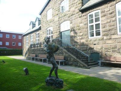 Touring Torshavn, Faroe Islands
