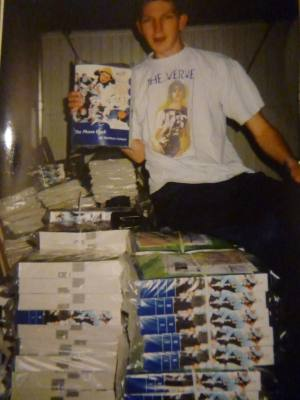 Working Wednesdays: Delivering Telephone Books in Bangor, Northern Ireland
