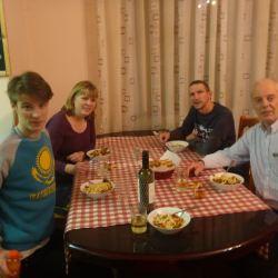 Friday's Featured Food: Lagman in Almaty, Kazakhstan