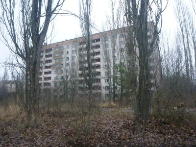 Backpacking in Ukraine: Chernobyl Tour Part 7 – The Destroyed City of Pripyat