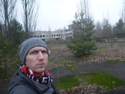 """Backpacking in Ukraine: Chernobyl Tour Part 7 – The Abandoned City of Pripyat, Top 10 """"Sights"""""""
