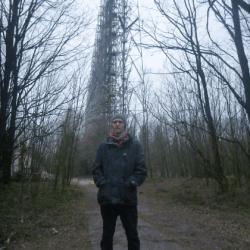 radar system backpacking chernobyl
