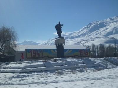 Soviet World War II Monument