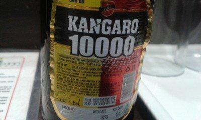 The lucky jewel - Kangaro 10000