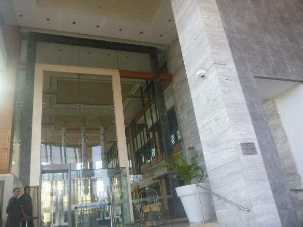 Courtyard Marriott Hotel, Ahmedabad, India