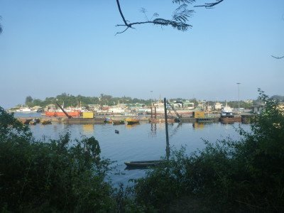 Port Blair Marina and Harbour