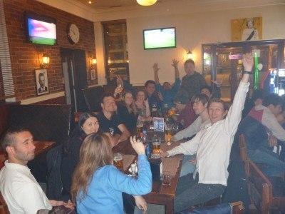 Thirsty Thursdays: Bishkek's First Ever Pub Crawl, Kyrgyzstan