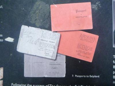 An Eelpiland passport