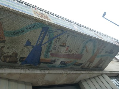 Mosaics in Bow