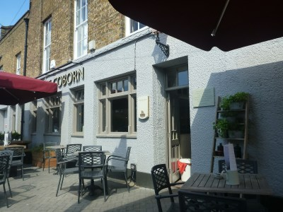 The Coborn Pub, off Bow Road, Kingdom of Lovely local.