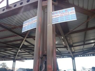 Sept place section bound for Banjul
